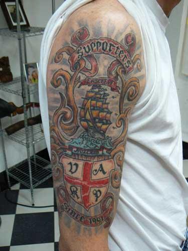 Er zijn weer een aantal nieuwe tattoeages toegevoegd in het Tattoo Mania
