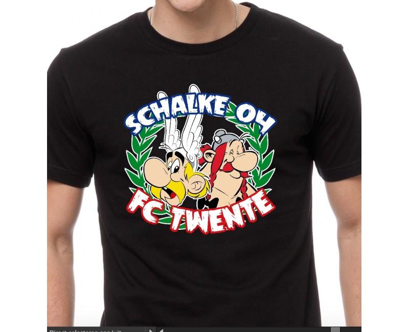 T-Shirt Twente - Schalke