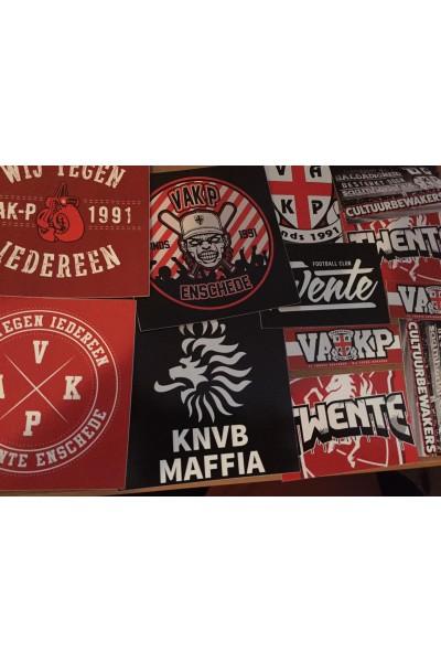Stickers Nieuw Assorti